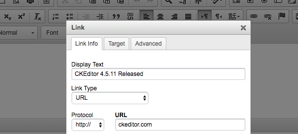 CKEditor 4.5.11 Release Blog Post Image