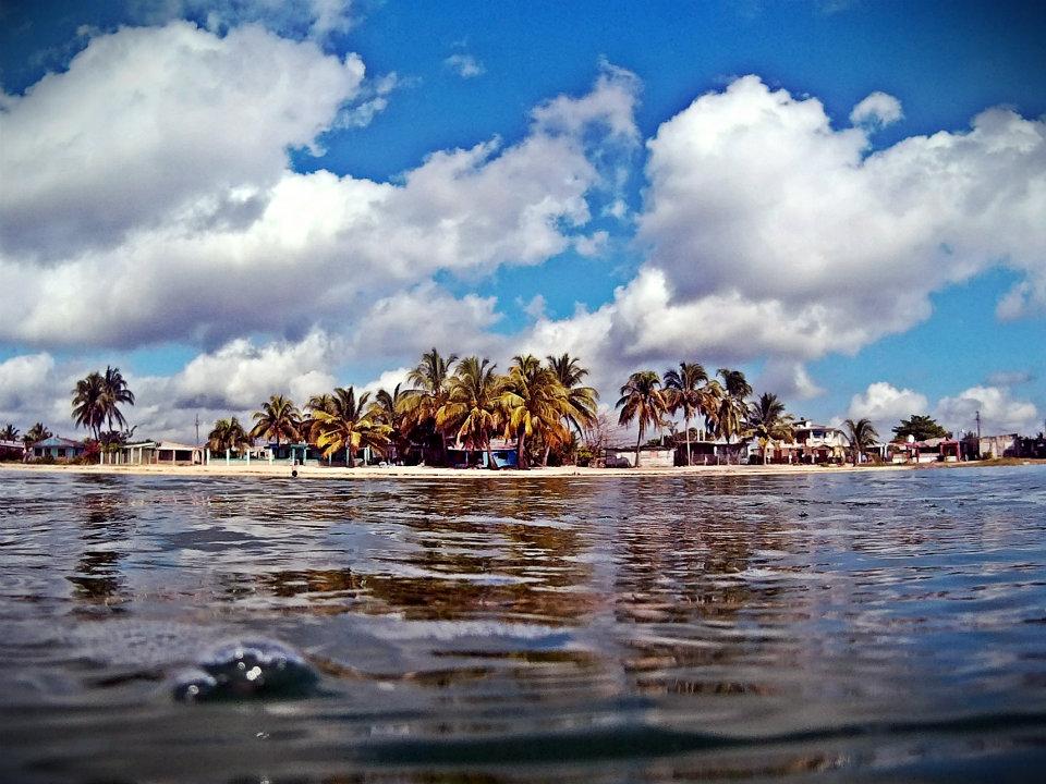 Winter time... in Cuba