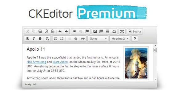 CKEditor Premium